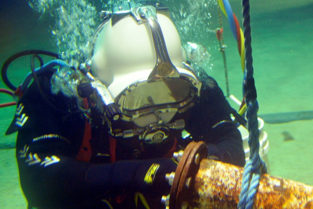 Commercial Diving Training, Commercial diver training, commercial diver license