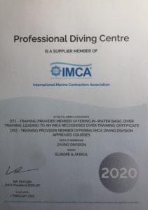 IMCA Membership 2020